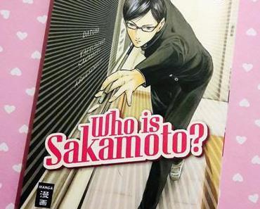 Manga Review: Who is Sakamoto? von Mia