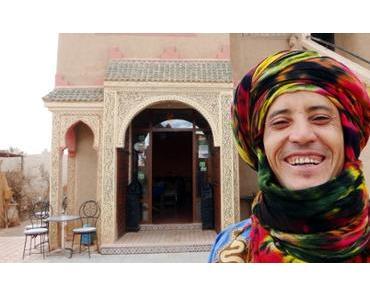 Marokko: Kamele im Erg Chebbi