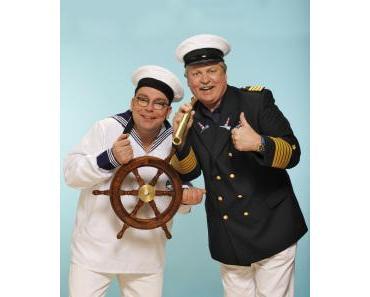 TUI Cruises: Gastkünstler für 2017 Mit an Bord Vicky Leandros, der ewige Callmund und Klaus & Klaus