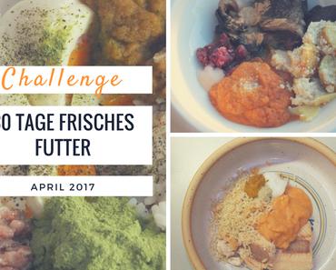 30-Tage-Frisches-Futter-Challenge
