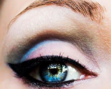 """dezente Kontraste setzen mit der Sleek MakeUP """"Ultra Matts V1 Brights"""""""