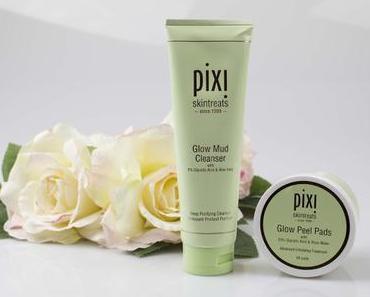 Pixi by Petra // Glow Mud Cleanser & Glow Peel Pads