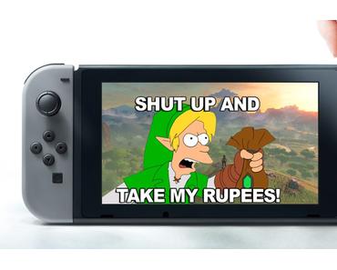 Umfrage der Woche: Nintendo Switch direkt zum Release kaufen?