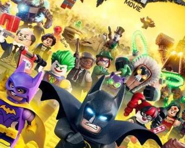 Film Review: The Lego Batman Movie von Fuma