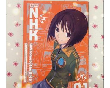 Manga Review: Welcome to the N. H. K. von Mia