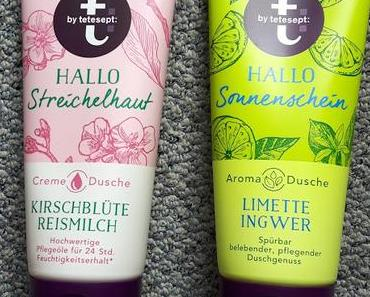 [Review] t: by Tetesept Creme- und Aromadusche