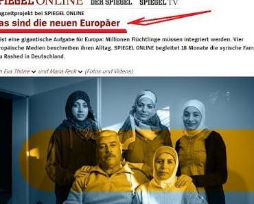 Linke Journalisten bejubeln das neue Steinzeit-Europa