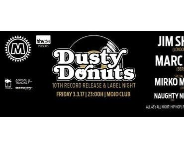 Dusty Donuts #10 Anthology Mix by Marc Hype // free download