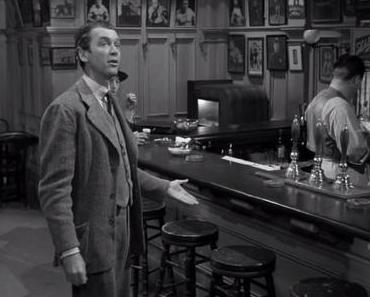 """Filme ohne Farbe: """"Mein Freund Harvey"""" (1950) mit James Stewart"""