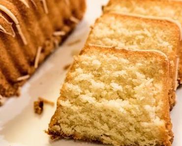 Tag des Rührkuchens in den USA – der amerikanische National Pound Cake Day