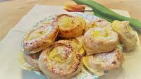 Puddingschnecken...klein, schnell, einfach und supergut