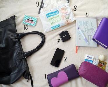 Meine Handtaschen-Essentials {What's in my bag}