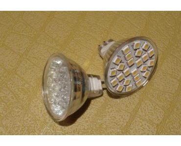 Energie sparen mit LED-Beleuchtung (Sponsored Post)