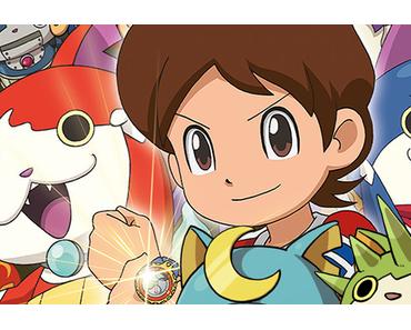 Fortsetzung von Yo-Kai Watch – Knochige Gespenster und Kräftige Seelen