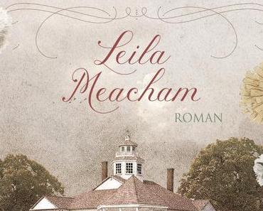 Sturmtage von Leila Meacham /Rezension