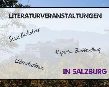 Literatur in Salzburg - März 2017