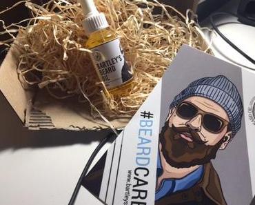 Bartley's Beard Oil- Natur im Bart