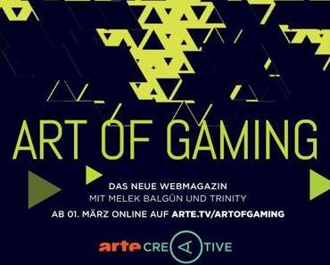 Art of Gaming: Neues Webmagazin zum Thema Games und Kunst