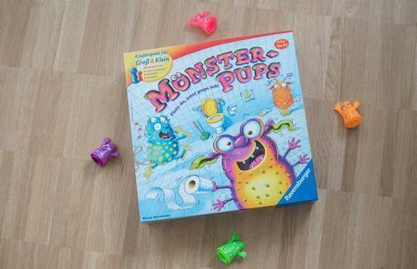 Monster-Pups Spiel von Ravensburger