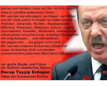 Holland zeigt den Türken, wo der Turban hängt