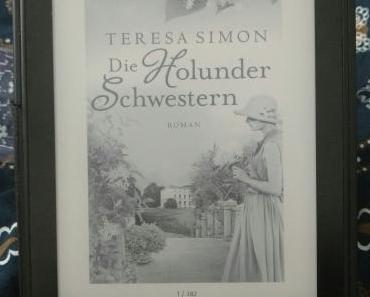 [Books] Die Holunderschwestern von Teresa Simon