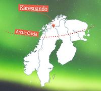 Nordische Messer von Karesuando Kniven aus einer friedlichen Welt jenseits des Polarkreises