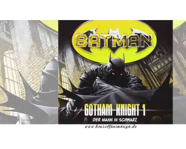 Hörspiel Review: Batman – Gotham Knight von Fuma