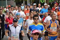 3 Kilos weniger und du läufst den Marathon in...