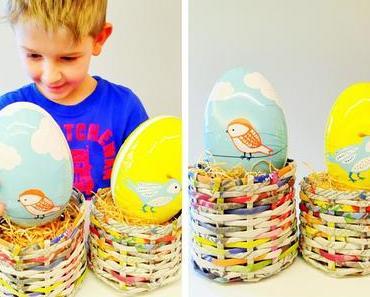 Eierfärben, Dekorieren oder Backen: Hier findet ihr 1001 Oster-Ideen. Oder fast.