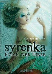 Rezension - Syrenka - Fluch der Tiefe - Elizabeth Fama