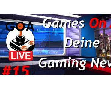 Games on Air Gaming News #15 - Lets-Plays.de