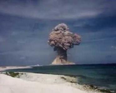 Horror aus dem Archiv: So schaurig waren die US-Atombombentests