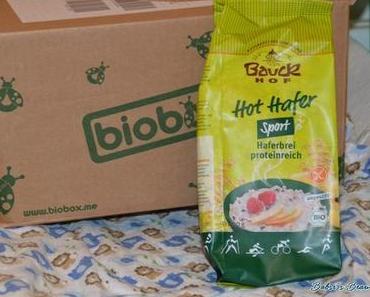 [Unboxing] – Biobox Food & Drink März 2017: