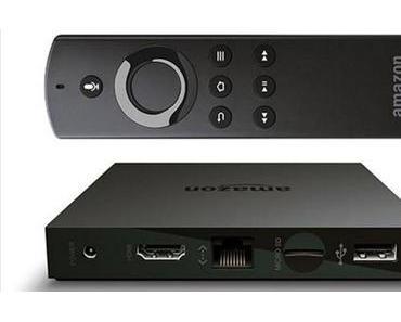 Neues Fire TV mit 4K und HDR