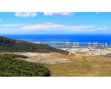 Grenze Ceuta – nervenaufreibende Ausreise aus Marokko