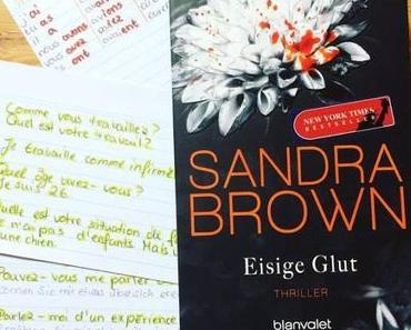 Rezi: Sandra Brown - Eisige Glut