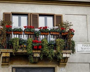 [Anzeige] 11 Tipps um aus deinem schmalen Balkon eine Wohlfühloase zu zaubern mit eBay Home & Garden