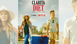 Serien Review: Santa Clarita Diet