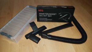 Erweiterungsset AKIT360+ für den Staubsauger Ergorapido AG35 Power von AEG