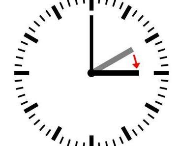 Zeitumstellung – Theorie und Praxis