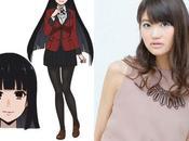 Kakegurui: Cast Charaktere vorgestellt