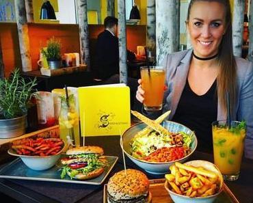 Hans im Glück am Flughafen München | Biancas Tasty Tour| Nr. 19 - Burger, Salate, Cocktails und mehr.