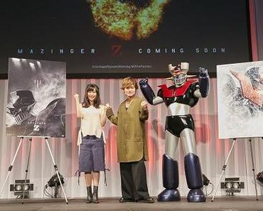 Gekijouban Mazinger Z: Cast & Teaser veröffentlicht