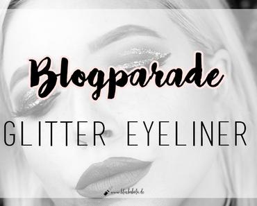 |Blogparade| Glitter Eyeliner