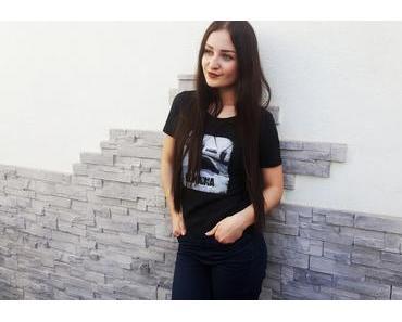 T-Shirts zum verlieben