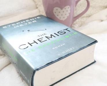 Der neue Thriller von Stephenie Meyer: The Chemist Rezension