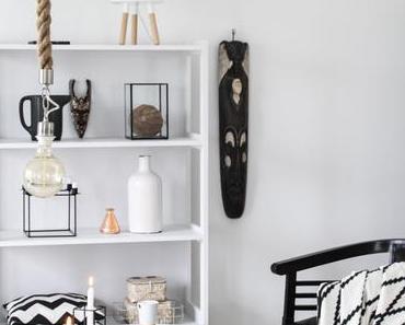 Scandi-Boho  -  So gelingt der Mix von Scandinavian Design und Bohoelementen