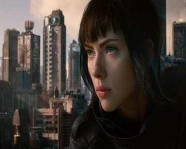 Weder Geist noch Körper: GHOST IN THE SHELL mit Scarlett Johansson