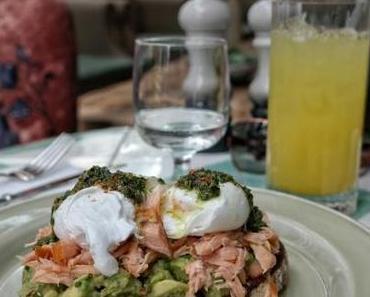 Rail House Café in London
