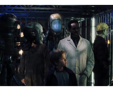 """Steven Spielberg, 2001: """"A. I. Künstliche Intelligenz"""""""